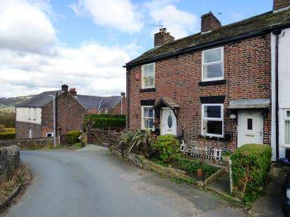 1 Bedroom Terraced House for sale in Dryhurst Lane, Disley, Stockport, Cheshire