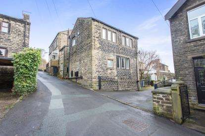 1 Bedroom Terraced House for sale in Station Lane, Golcar, Huddersfield, West Yorkshire