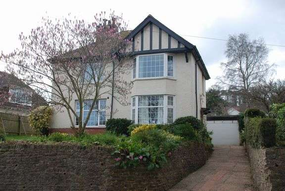 4 Bedrooms Detached House for sale in Woolbrook Road, Sidmouth