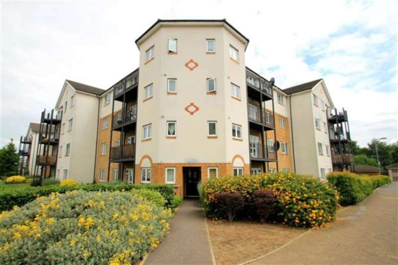 2 Bedrooms Flat for sale in Enfield