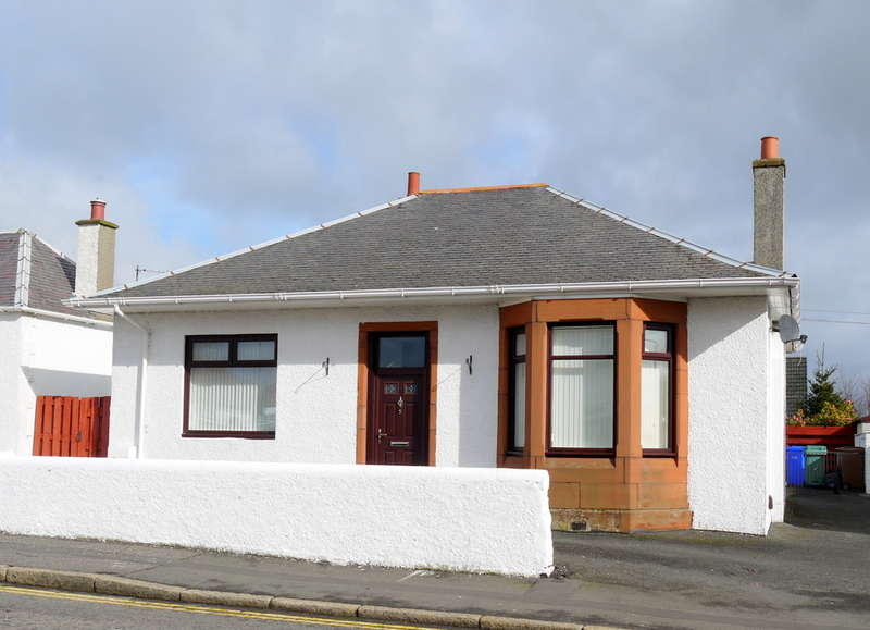2 Bedrooms Detached Bungalow for sale in Sherwood Road, Prestwick, KA9