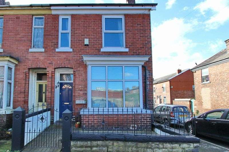 3 Bedrooms Terraced House for sale in Arthur Street, Prestwich, Manchester