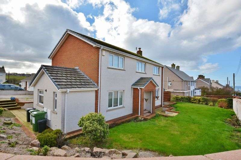 4 Bedrooms Detached House for sale in Little Croft, Workington