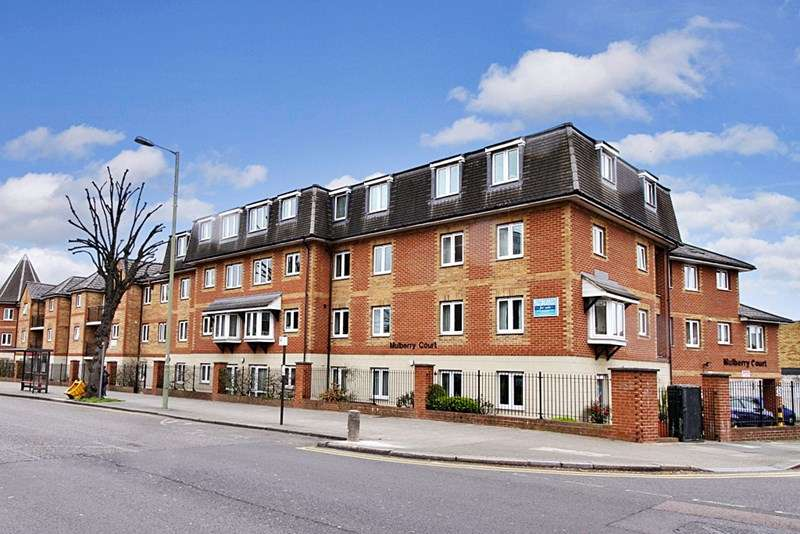 1 Bedroom Retirement Property for sale in Mulberry Court, Finchley, N2 9DZ
