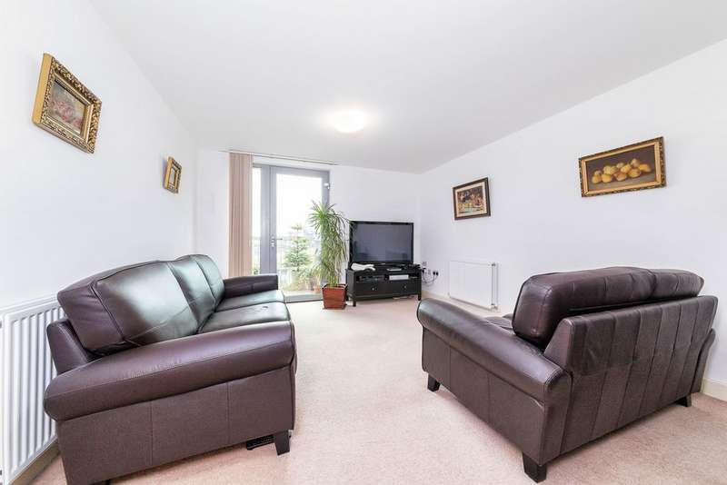 2 Bedrooms Apartment Flat for sale in Heron Place, Bramwell Way, Silvertown, E16