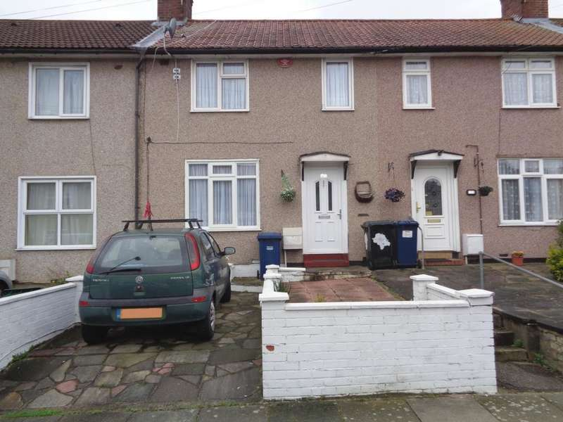 3 Bedrooms Terraced House for sale in Littlefield Road, Edgware, HA8
