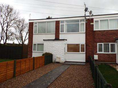 2 Bedrooms Terraced House for sale in Telford Way, Thurnby Lodge, Leicester, Leicestershire