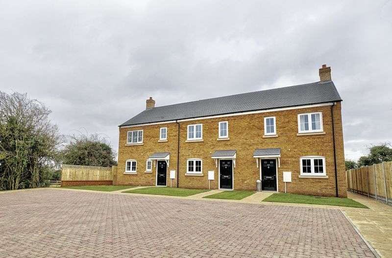 2 Bedrooms Terraced House for sale in Caxton, Cambridge
