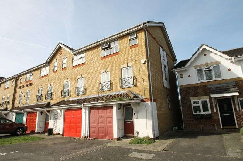 3 Bedrooms House for sale in Patching Way, Hayes