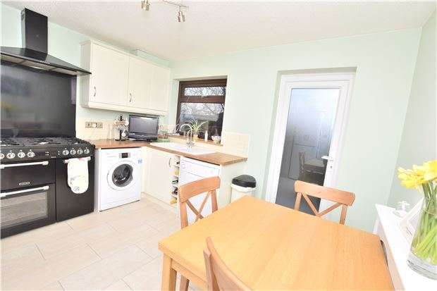 2 Bedrooms Semi Detached House for sale in Staffords Court, Warmley, BS30 8GD