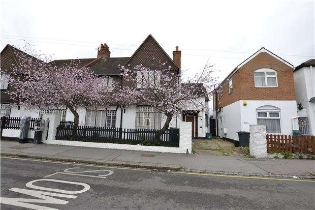 1 Bedroom Flat for sale in Flat 2, 239 Sydenham Road, CROYDON, CR0 2ET