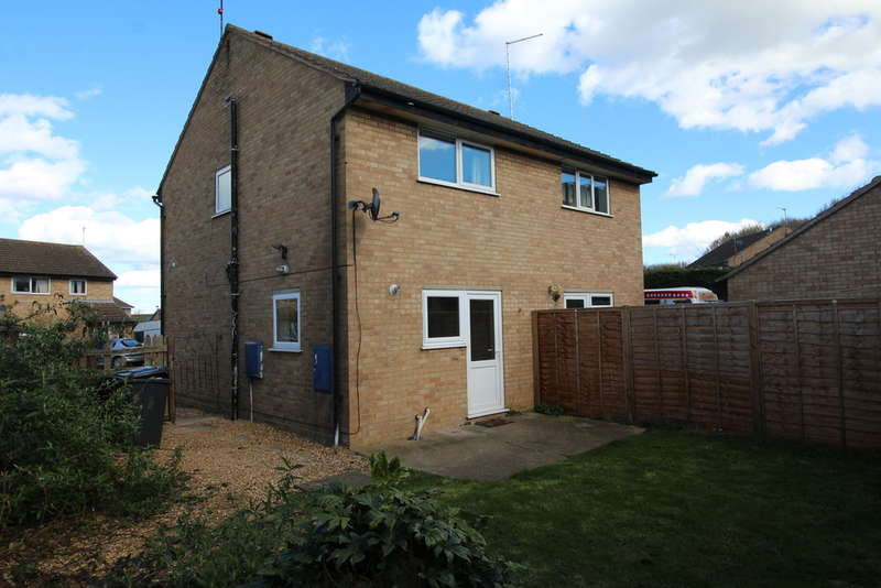 2 Bedrooms Semi Detached House for sale in Medeswell, Orton Malborne, Peterborough