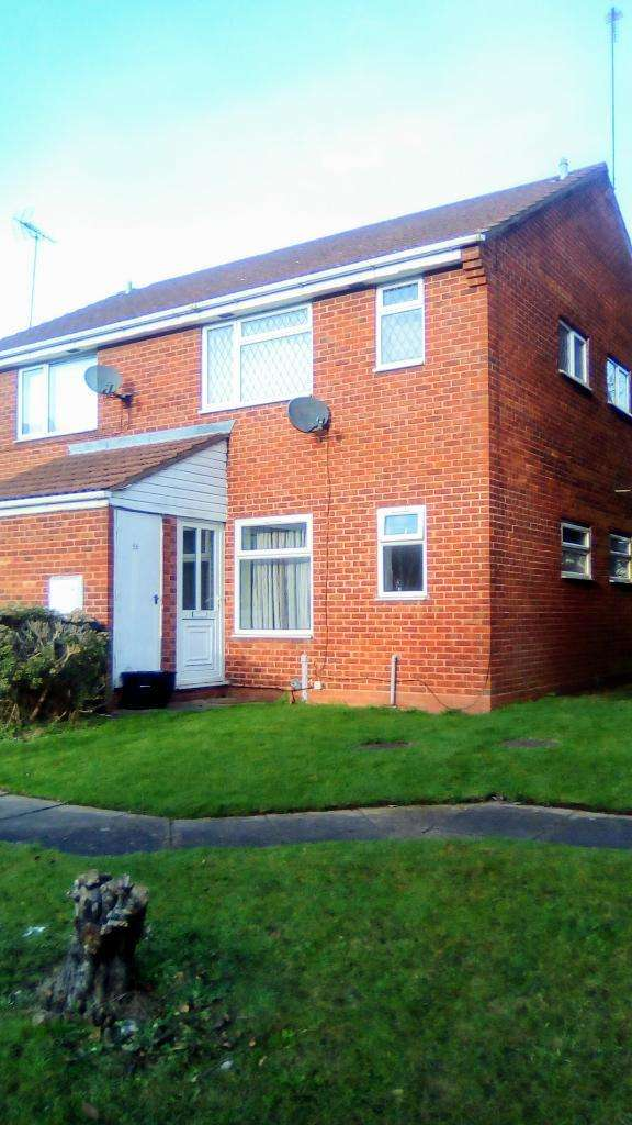1 Bedroom Maisonette Flat for sale in Cooksey rd, Small Heath, Birmingham, West Midlands, B10 0BS