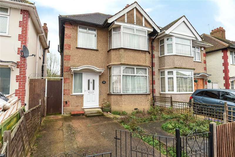 3 Bedrooms Semi Detached House for sale in Park Lane, Harrow, Middlesex, HA2