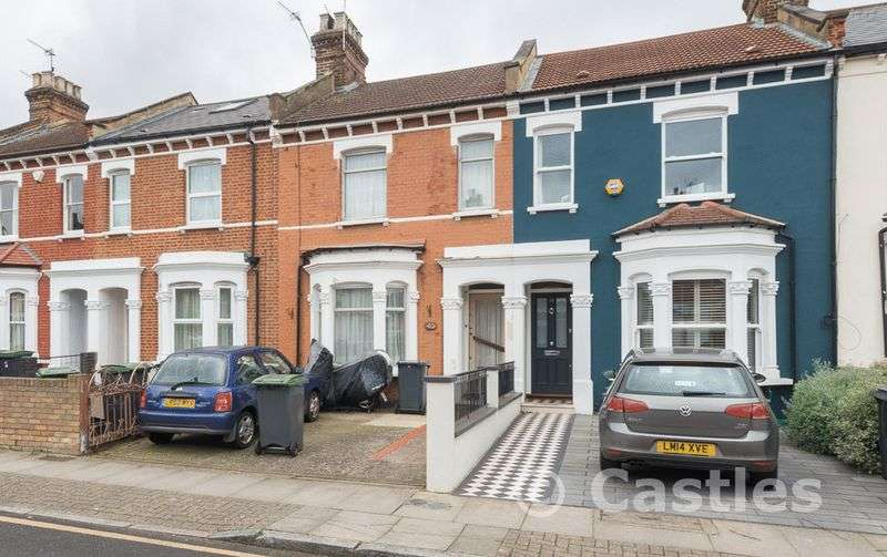 3 Bedrooms Terraced House for sale in Malvern Road N8