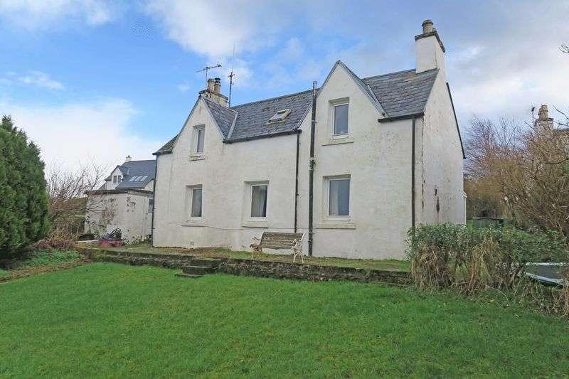 4 Bedrooms Cottage House for sale in Half of 16 Lower Breakish, Isle Of Skye