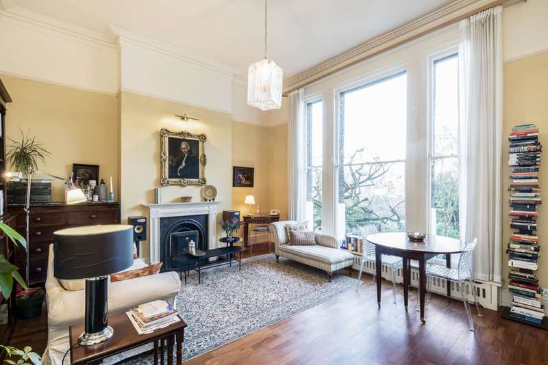 2 Bedrooms Flat for sale in Hampstead Hill Gardens, Belsize Park