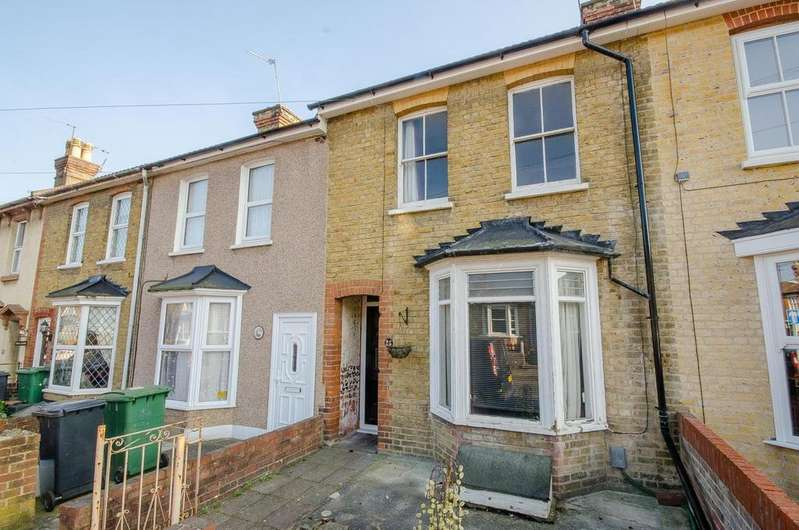 2 Bedrooms Terraced House for sale in Florence Road, Maidstone, Kent