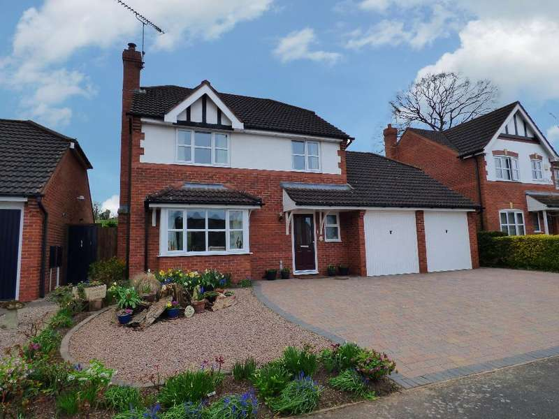 3 Bedrooms Detached House for sale in Pound Close, Tarrington, Hereford