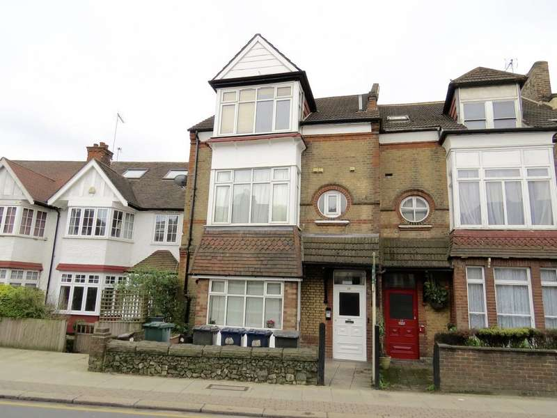 Studio Flat for sale in Fortis Green, East Finchley N2