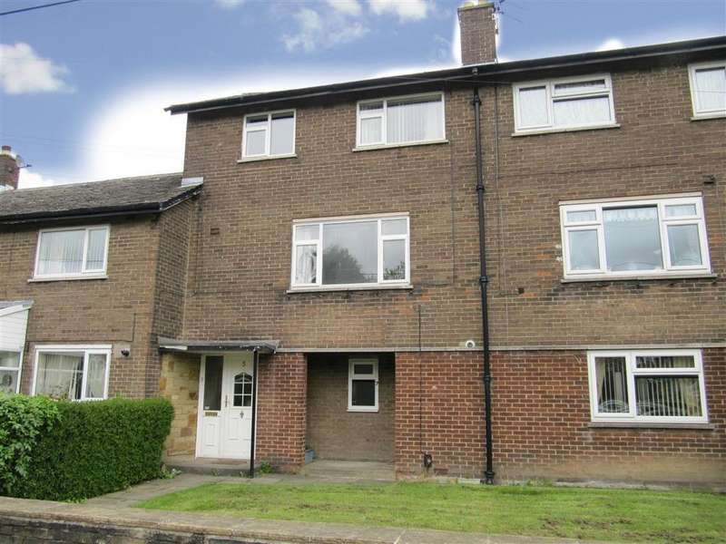 2 Bedrooms Terraced House for sale in Zion Close, Lindley, Huddersfield, HD3