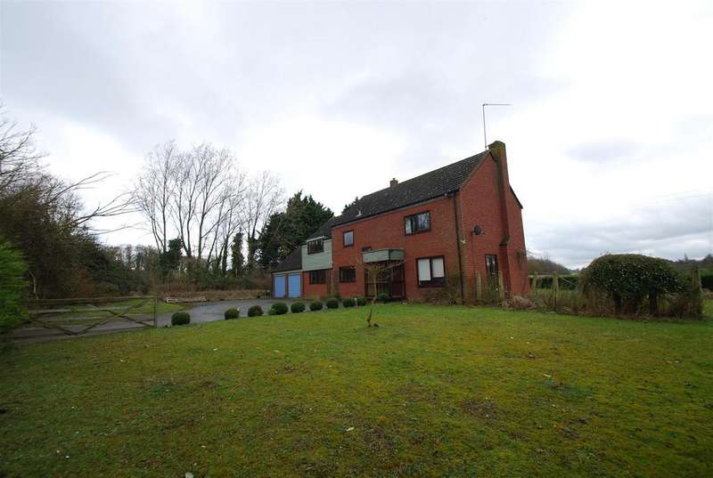 4 Bedrooms Detached House for sale in Great Saxham