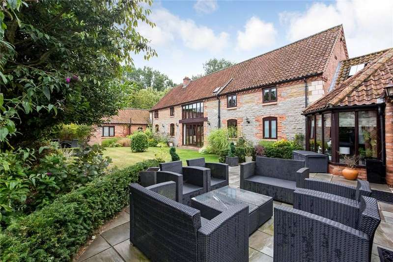 5 Bedrooms Unique Property for sale in Church Street, Long Bennington, Newark, Nottinghamshire, NG23