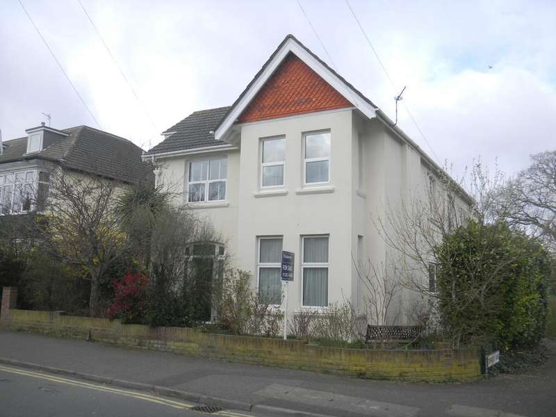 1 Bedroom Flat for sale in Oxford Avenue, Bournemouth