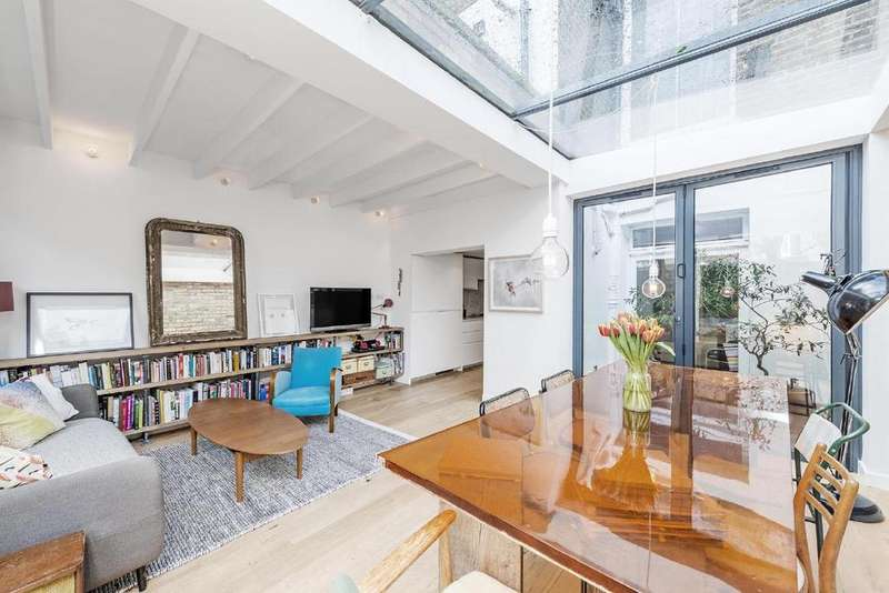 2 Bedrooms Flat for sale in St. Lukes Road, Notting Hill, W11
