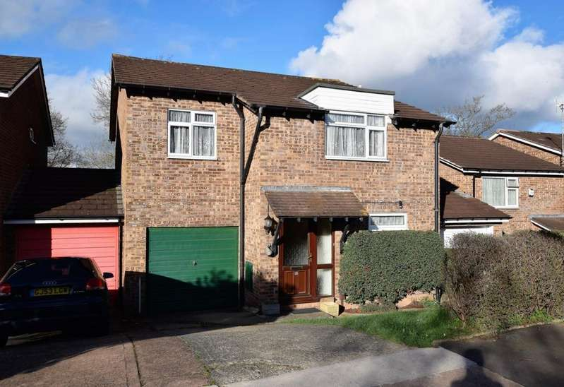 4 Bedrooms House for sale in Hadrian Drive, Redhills, EX4