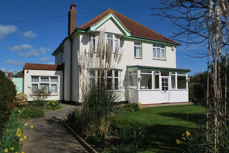 4 Bedrooms Detached House for sale in Summerley Estate, Felpham, Bognor Regis, PO22