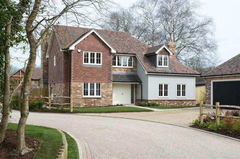 4 Bedrooms Detached House for sale in Deaks Lane, Ansty
