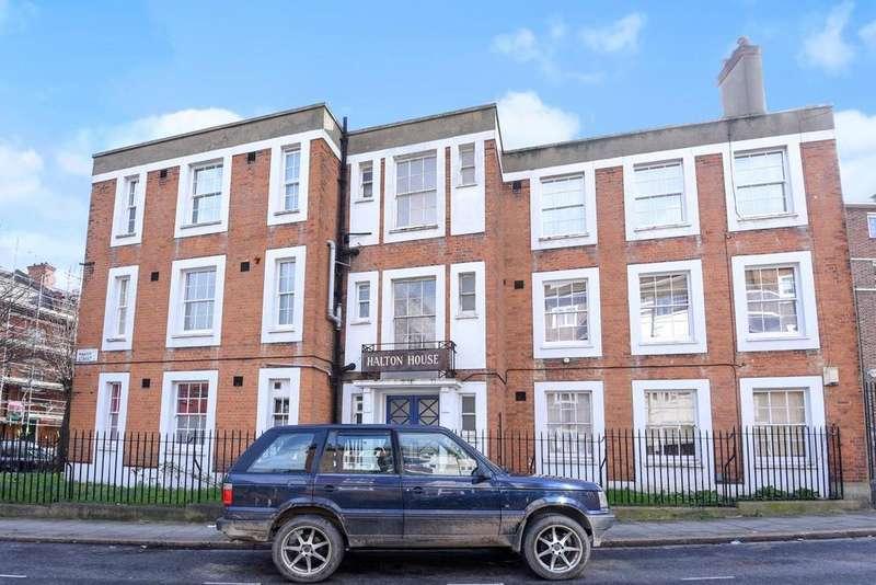 2 Bedrooms Flat for sale in Halton Road, Islington, N1