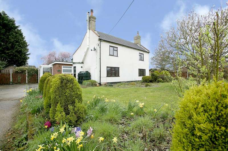 4 Bedrooms Detached House for sale in Mill Road, Little Melton