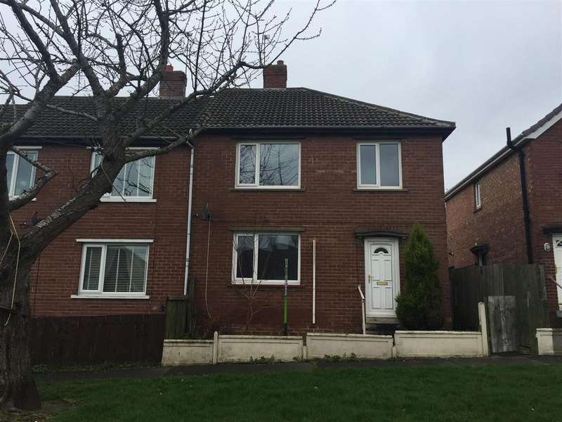 3 Bedrooms End Of Terrace House for sale in Cumbrian Avenue, Chester Le Street