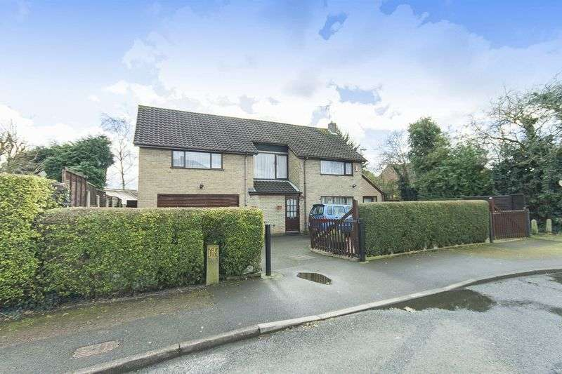 4 Bedrooms Detached House for sale in RADBOURNE STREET, DERBY