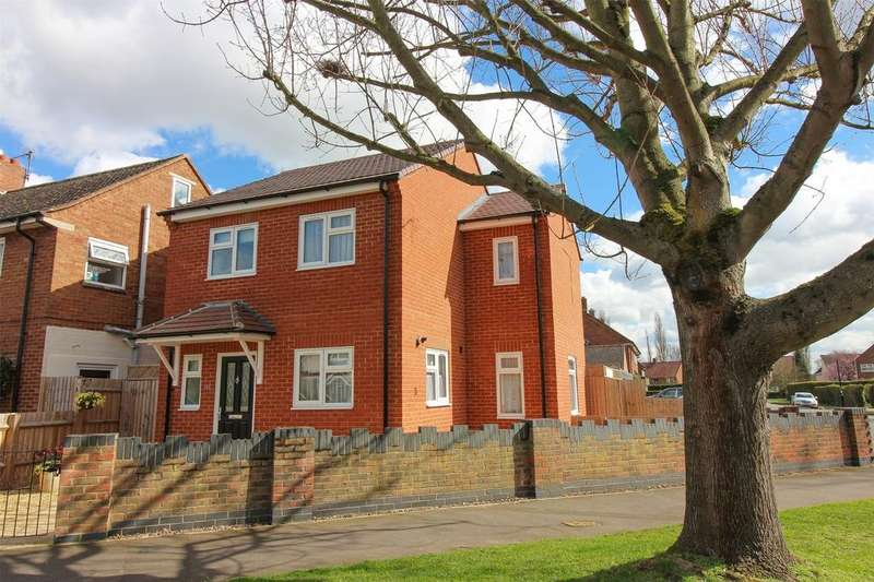 3 Bedrooms Detached House for sale in Whiston Crescent, Clifton, Shefford, Bedfordshire
