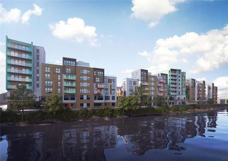 2 Bedrooms Flat for sale in Apartment 155, Paintworks, Arnos Vale, Bristol, BS4
