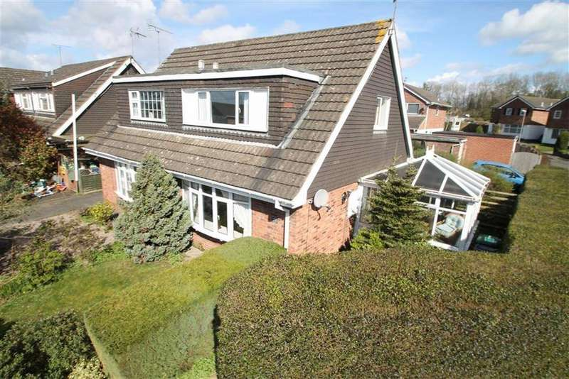 3 Bedrooms Semi Detached House for sale in Bridgewater Drive, Vicars Cross