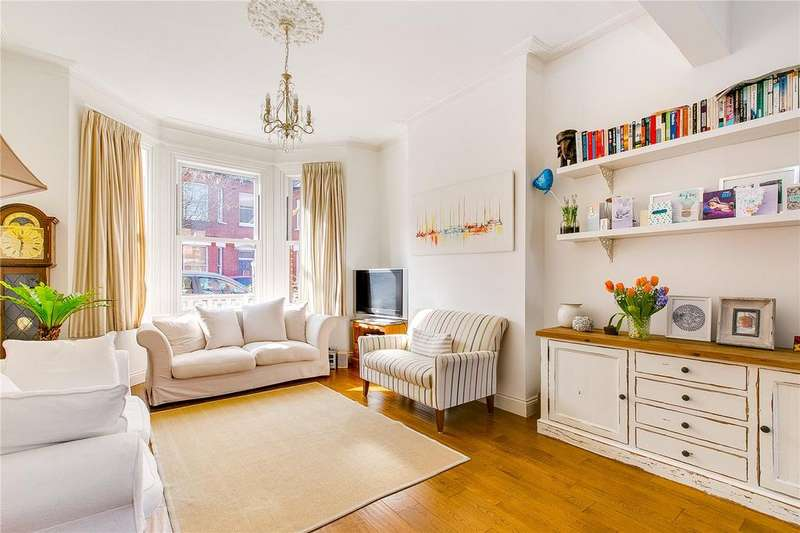 4 Bedrooms Terraced House for sale in Salisbury Road, Richmond, Surrey