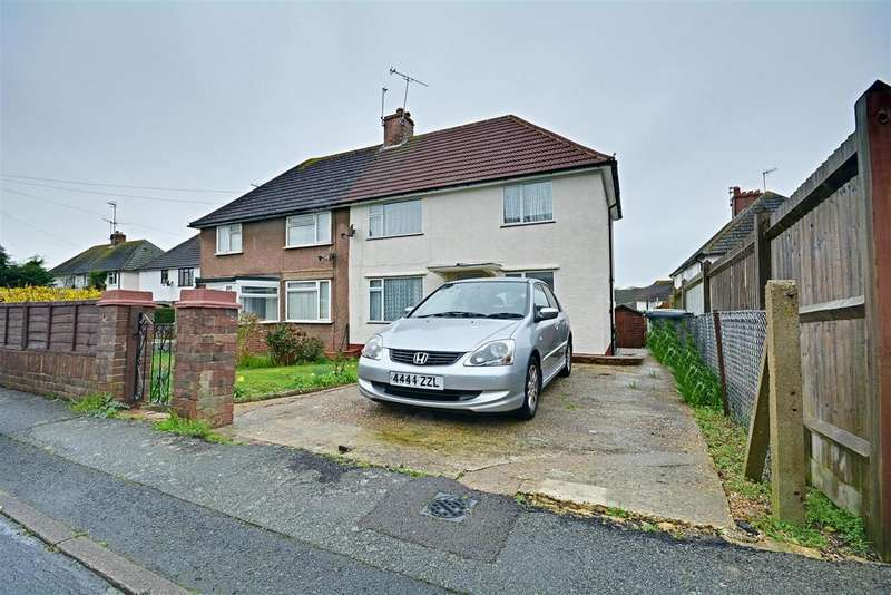 3 Bedrooms Semi Detached House for sale in Bayencourt South, Bexhill-On-Sea