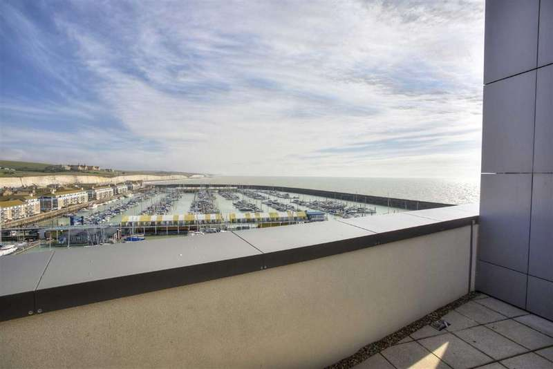 3 Bedrooms Flat for sale in Sirius, Brighton, East Sussex