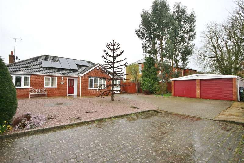 4 Bedrooms Detached Bungalow for sale in Armitage Close, Holbeach, PE12