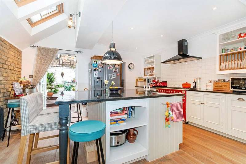 4 Bedrooms Terraced House for sale in Ponsard Road, London, NW10