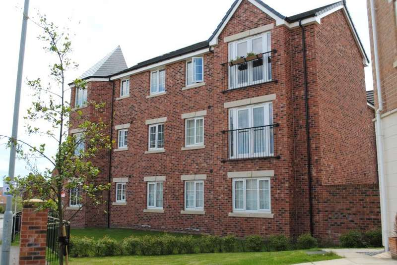 2 Bedrooms Apartment Flat for sale in New Forest Way, Leeds