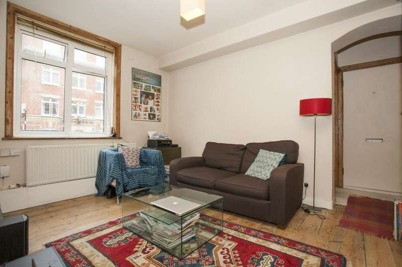 1 Bedroom Flat for sale in Peabody Estate, Rosendale Road, London, SE24
