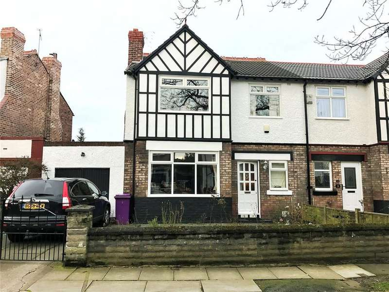 4 Bedrooms Semi Detached House for sale in Caldy Road, Aintree, Liverpool, L9