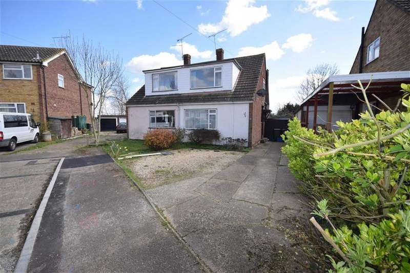 2 Bedrooms Semi Detached House for sale in Millways, Great Totham, Essex