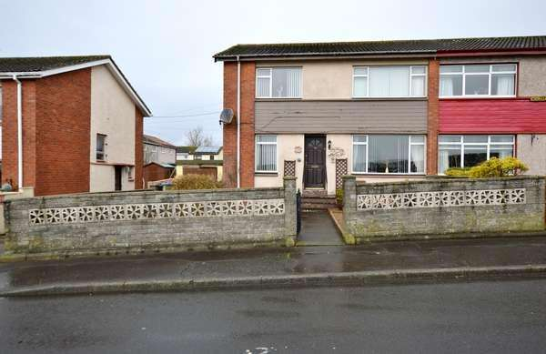 4 Bedrooms Semi-detached Villa House for sale in 18 Mulgrew Avenue, Saltcoats, KA21 6HP