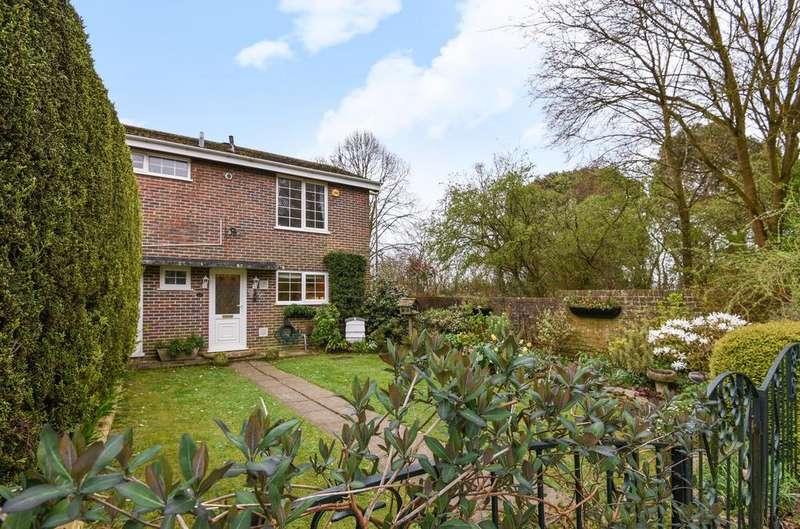 3 Bedrooms End Of Terrace House for sale in Spencer Road, Emsworth, PO10
